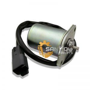 PC200-7 Solenoid Valve 20Y-60-32120 20Y-60-32121 For Komatsu