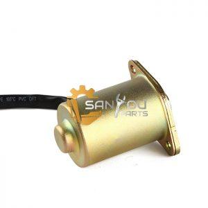 PC200-6 6D102 Solenoid Valve 206-60-51130/206-60-51131/206-60-51132