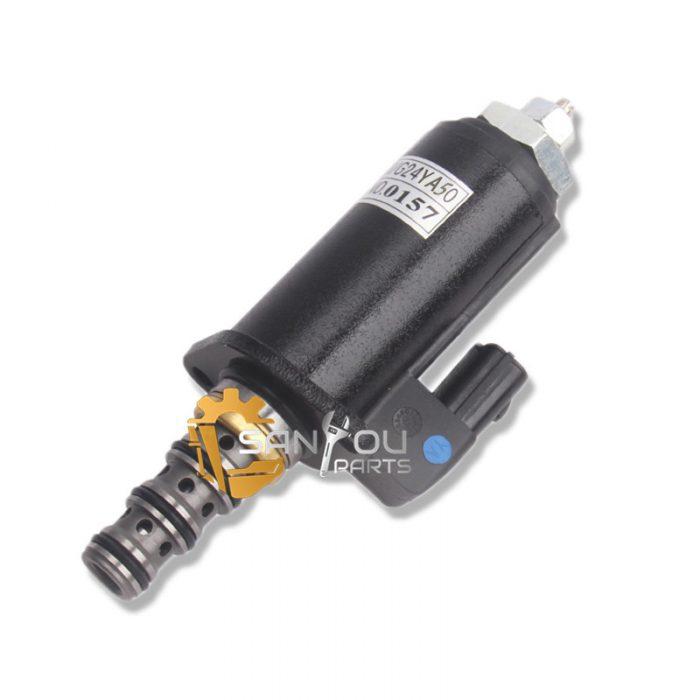 SK230-6E Solenoid Valve YB35V00006F1 KWE5K-31/G24YA50
