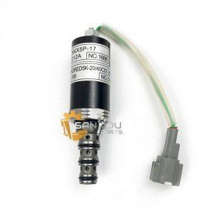 SK200-2 Solenoid Valve YN35V00004F1 SKX5P-17-212A KDRDE5K-20/30C12A-111