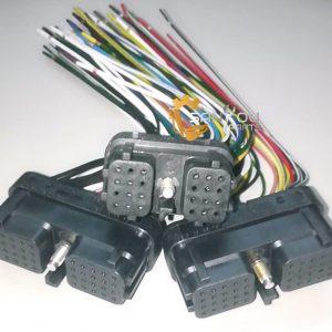 PC-7 PC200-7 CONTROLLER PLUG COMPUTER BOARD PLUG