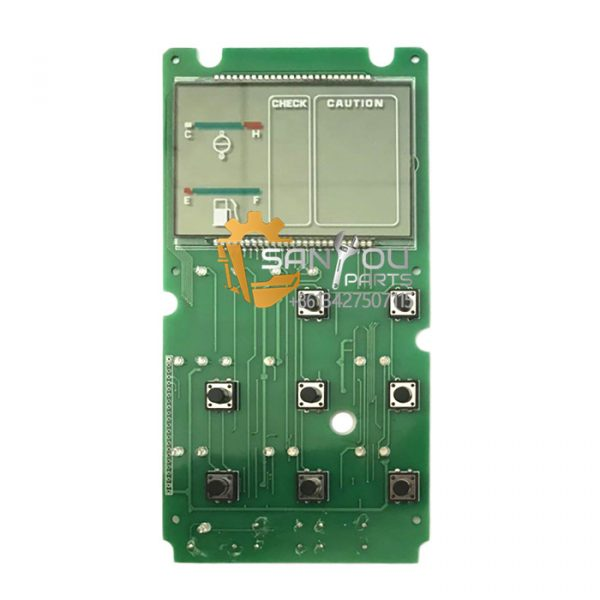 PC200-5 LCD Installed Circuit Board Up Monitor Fittings