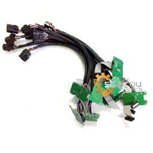 EC210 14390065P03 PlugEC210 Monitor Plug 14390065P03