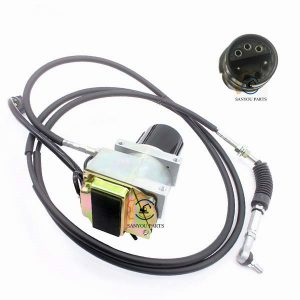 E320 105-0092 Throttle Motor (Double Lines)
