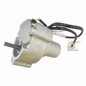 Fuel Control Motor SK200-3 2406U197F4 Throttle Motor SK200-5 Accelerator Motor