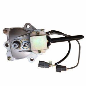 PC200-7 Accelerator Motor, Throttle motor for Komatsu,PC200-5 Throttle Motor, PC200-6 Throttle Motor, PC300-7 Throttle Motor,PC300-6 Throttle Motor, PC128UU Accelerator Motor, PC60-7 Throttle Motor, PC228UU Motor ASSY
