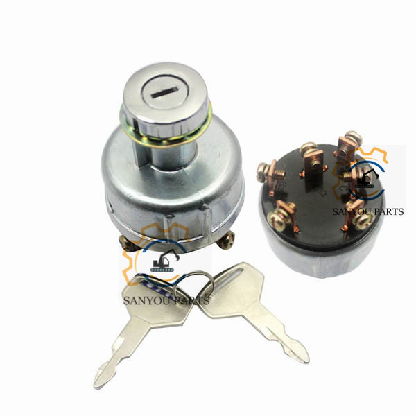 SK200-6 Ignition Switch YN50S00002P1 Starter Switch YN50S00029F1 For Kobelco