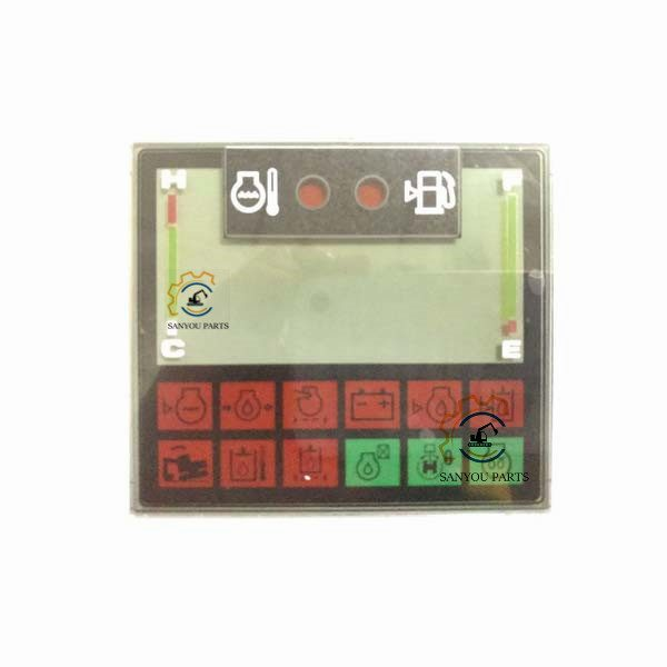 PC130-7 Monitor LCD