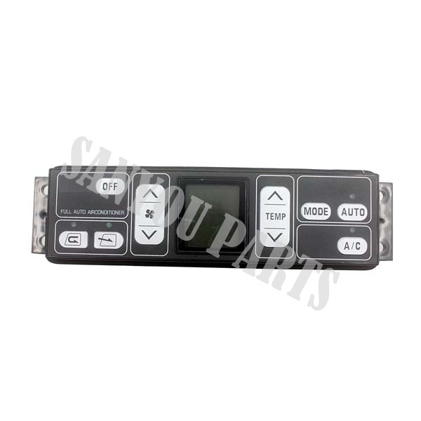 PC200-7 A/C Control Panel 20Y-979-7630 For Komatsu PC200-7