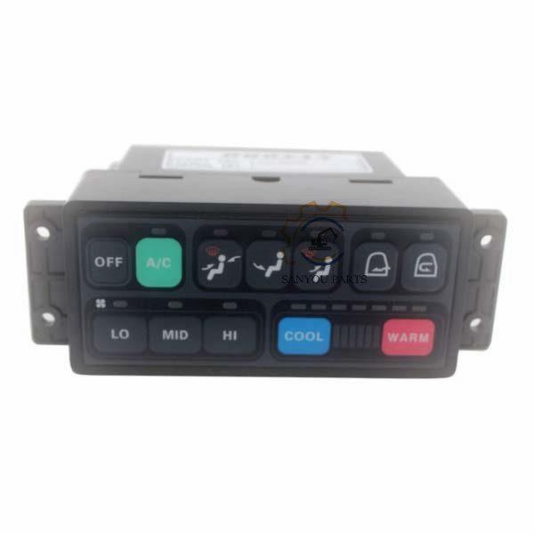 DH225-7 543-00049 AC Controller, DH225-7 heater controller, DH225-7 Air Condition Panel
