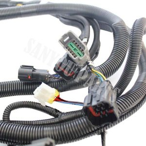 PC120-6 Inner Harness Wiring Harness For Komatsu PC-6 Series