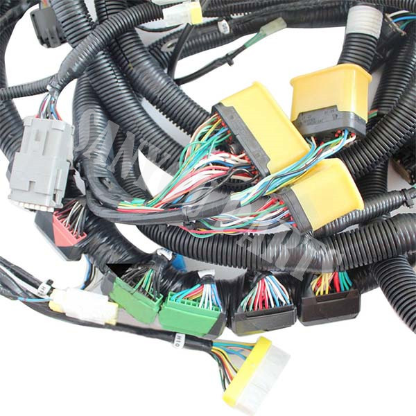 Komatsu PC200-7 Inner Harness,PC200-7 20Y-06-31110 Wire Harness (Old Type)