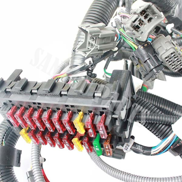 Komatsu PC200-8 Outer Harness,PC200-8 20Y-06-42411 Wire Harness