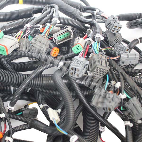 207-06-61241 Outer Harness Wiring Harness For Komatsu PC300-6