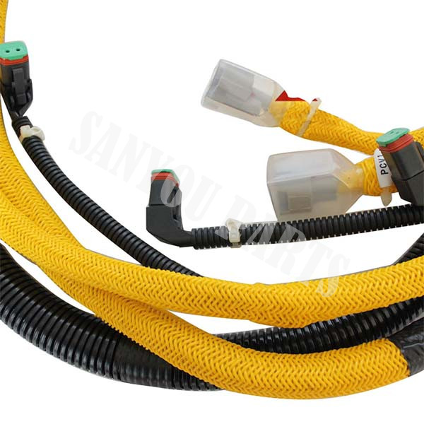 PC400-7 6156-81-9211 Wiring Harness Power Train Harness Engine Harness