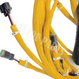Komatsu PC400-7 6156-81-9320 Wiring Harness, Wiring Sensor And Switch