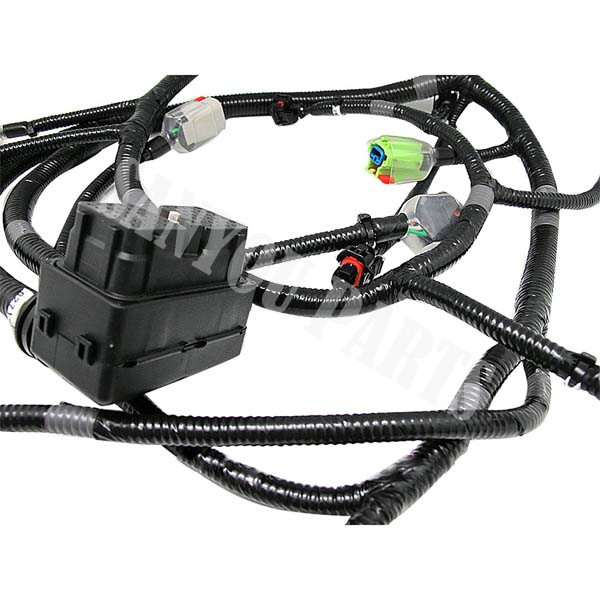 PC70-8 Engine Harness 6271-81-8240 Wiring Harness For Komatsu
