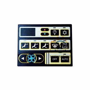 EC210 14541344 Volvo AC Controller EC290 Heater Controller