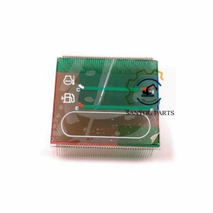 PC200-6 6D95 LCD PC200-6 LCD Single Time