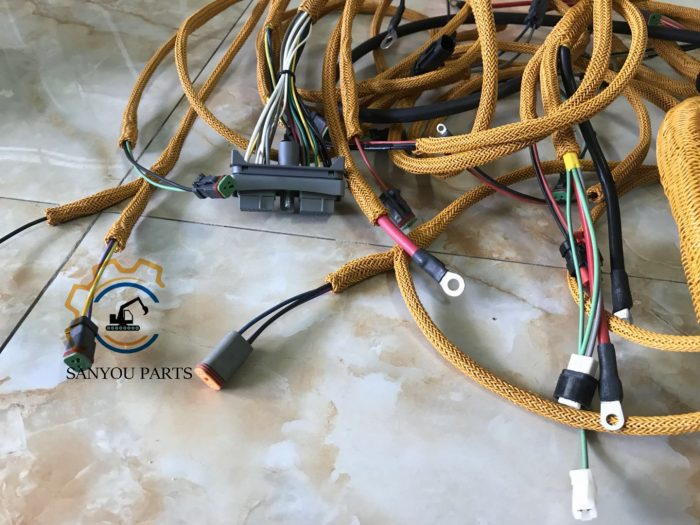 E320D Outer Line Wiring Harness Electronic Fuel Injection