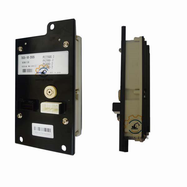 pc130-7 monitor, PC130-7 7835-10-2003 Monitor