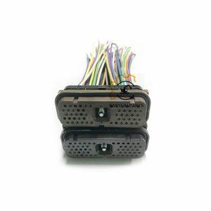 E320B Throttle Cable,E320B Plug 6 Holes, E320C Plug 8 Holes,E320 Controller Plug