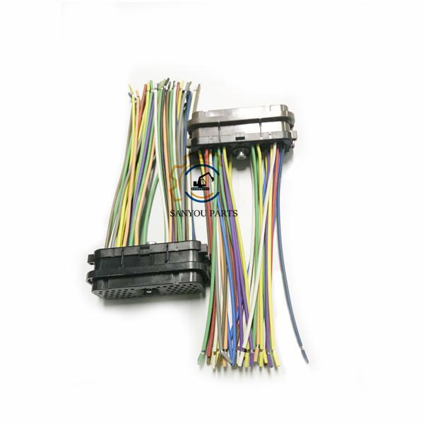 E320 Controller Plug Controller Connector For CAT Machine