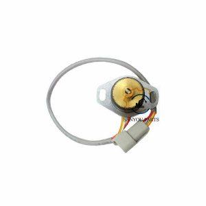 7861-93-4143 Accelerator Motor Locator, Throttle motor locator for Komatsu, PC200-5 Fitting Sensor, PC200-6 Fitting Sensor, PC200-7 Fitthing Sensor,Komatsu 7861-93-4143