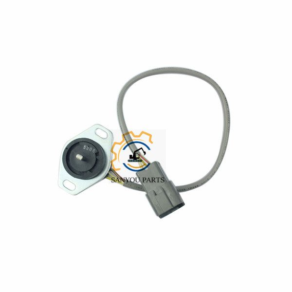 7861 93 4143 Accelerator Motor Locator, Throttle motor locator for Komatsu, PC200-5 Fitting Sensor, PC200-6 Fitting Sensor, PC200-7 Fitthing Sensor