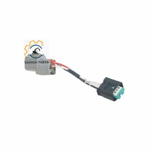 SK200-6E Adaptor Plug, SK200-6 Throttle Motor Connector, SK200-6E Throttle Motor Connector, SK200-6E High Pressure Sensor Plug