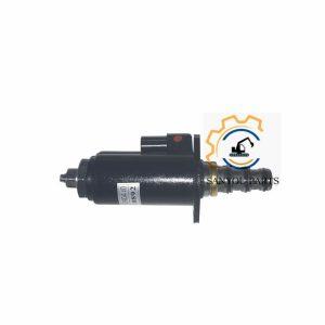 SK200-6 Safety Lock Solenoid Valve KWE5K-31 G24DA40