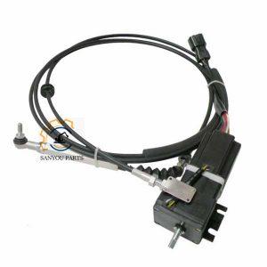 :PC200-7 Accelerator Motor, Throttle motor for Komatsu,PC200-5 Throttle Motor, PC200-6 Throttle Motor, PC300-7 Throttle Motor,PC300-6 Throttle Motor, PC128UU Accelerator Motor, PC60-7 Throttle Motor, PC228UU Motor ASSY