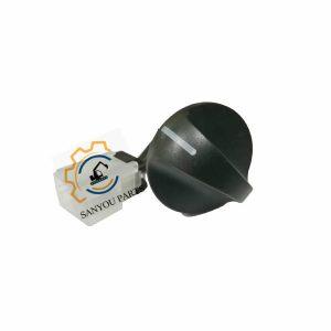 PC200-7 Accelerator Motor, Throttle motor for Komatsu,PC200-5 Throttle Motor, PC200-6 Throttle Motor, PC200-7 Throttle Motor,PC200-7 Accelerator Knob