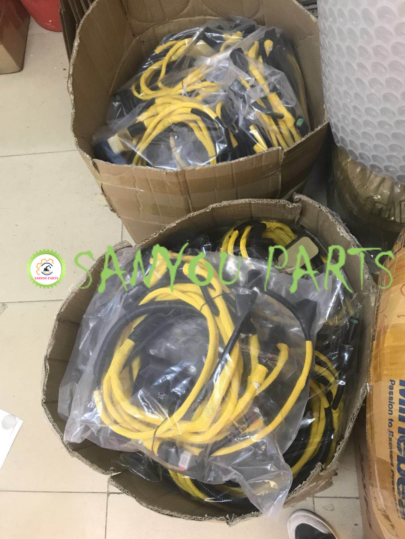 PC400-8 Wiring Harness
