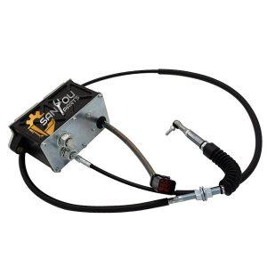 E320D2 Throttle Motor 386-3439 Throttle Motor Accelerator Motor For Caterpillar