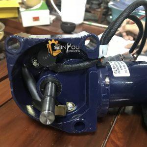 EX200-5 Throttle Motor, 4614911 Throttle Motor, EX200-5 Accelerator Motor, 4360509 Throttle Motor