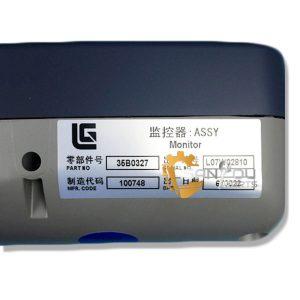 35B0149 Monitor For Liugong LCG915 LCG916 LCG920 LCG922