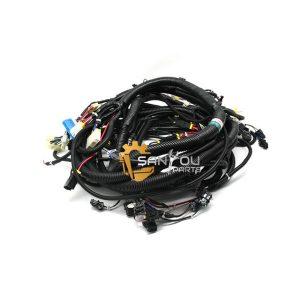 PC200-6 Outer Harness 6D102 For Komatsu With One Controller Excavator