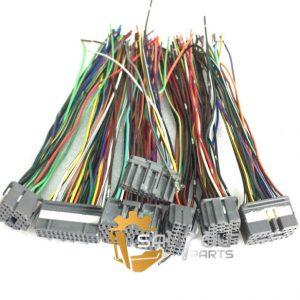SK200-6 Controller Plug For Kobelco SK200-6 SK200-6E Controller Connector