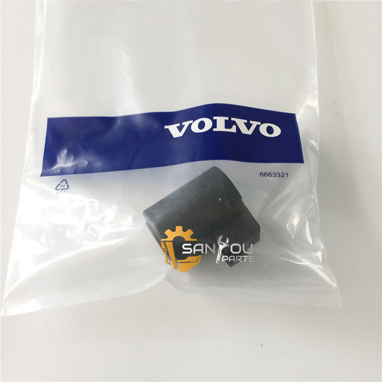 Volvo210 Solenoid Valve Coil EC210 VOE14527267 VOE14550884