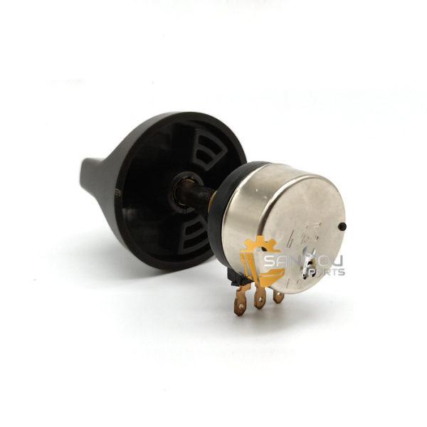 For Hitachi ZAXIS200 Dial Knob