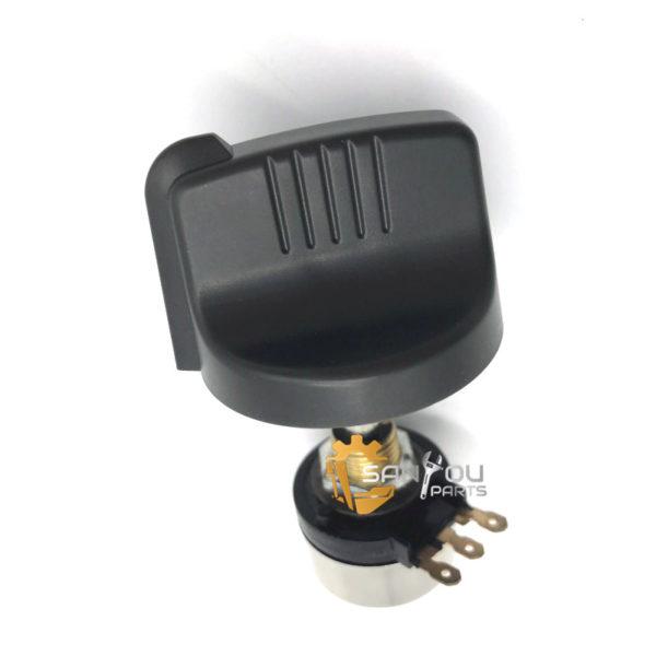 4483285 Dial Knob For Hitachi ZAXIS200 4482656 Dial Knob