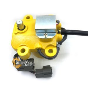PC300-5 Throttle Motor 7824-31-1600 Accelerator Motor For Komatsu Excavator