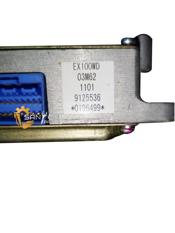 EX100WD Controller 9125536 Controller For Hitachi Machine
