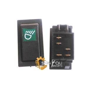 Head Light Switch For Volvo Excavator