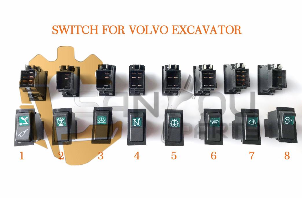 14544028 VOE14544028 Switch For Volvo Excavator
