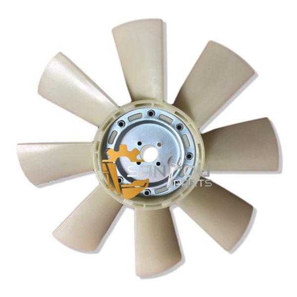 EX200-3 Fan Blade 1-13660140-0 6BD1 Fan Blade