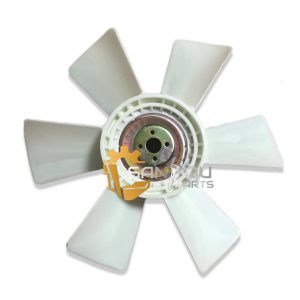 5I-8000 S6K E320 Fan Blade For Caterpillar Excavator