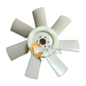 PC200-3 Fan Blade 600-625-6560 600-625-0700 For 6D105 Engine