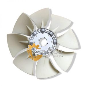 VOE14505630 Fan Blade For Volvo 210 EC210 Excavator